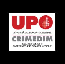 logo base UPO CRIMEDIM ENG